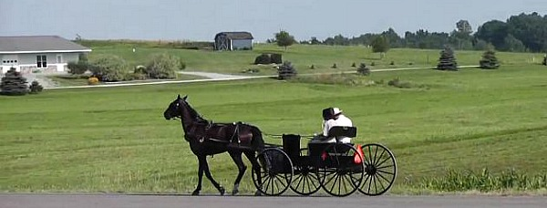 Romantic Amish Country, Ohio