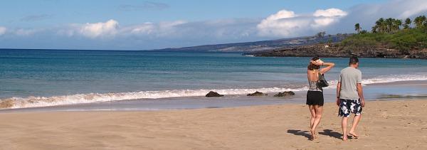 Hapuna Beach, Big Island of Hawaii
