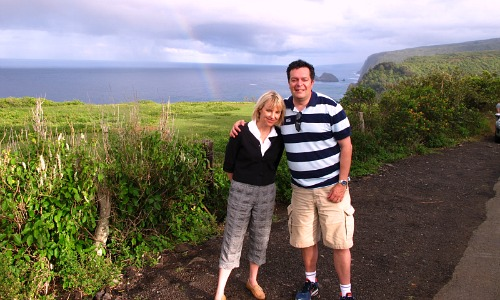 Romantic Vacation on the Big Island of Hawaii - Pololu Valley