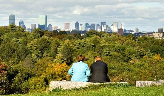 Romantic Boston Getaway Spot