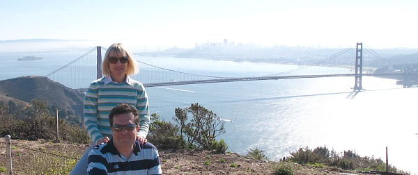 San Francisco - One of the Most Romantic California Vacation Spots