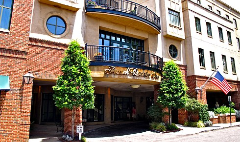 French Quarter Inn - a Charleston SC Romantic Hotel