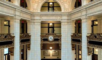 Romantic Detroit Hotel