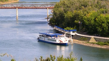 Edmonton Queen River Boat Cruises