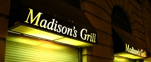 Madison's Grill Romantic Edmonton Restaurant