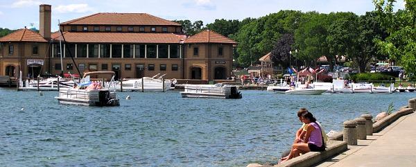 Romantic Lake Geneva Wisconsin