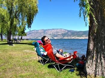 Summerland BC Getaway