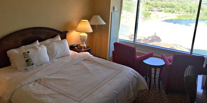 Marriott Fallsview Room View