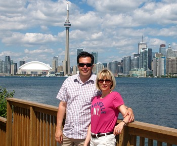 Sunny Daytrip to Toronto Islands