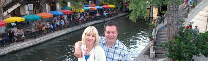 Romantic Getaway in Texas - San Antonio