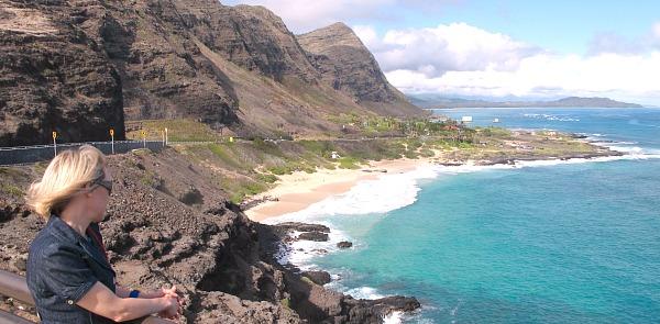 Romantic Proposal Spot on Oahu