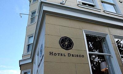 Hotel Drisco, San Francisco