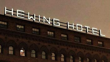 Romantic Hotel in Minneapolis - Hewing