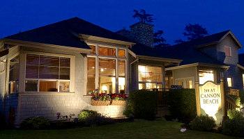 Romantic Inn, Cannon Beach, Oregon