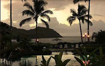 Romantic Resort Kauai Eastern Shore