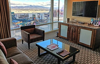 ARIA Las Vegas Tower Suite