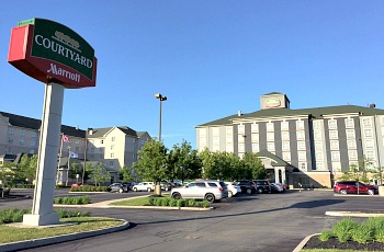Courtyard Marriott London ON