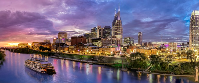 Romantic Nashville Tennessee