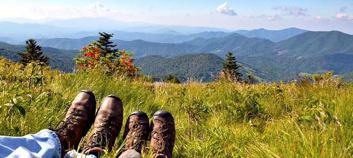 Romantic Getaway in North Carolina Blue Ridge Mountains