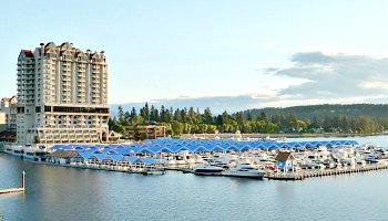 Romantic North Idaho Waterfront Resort