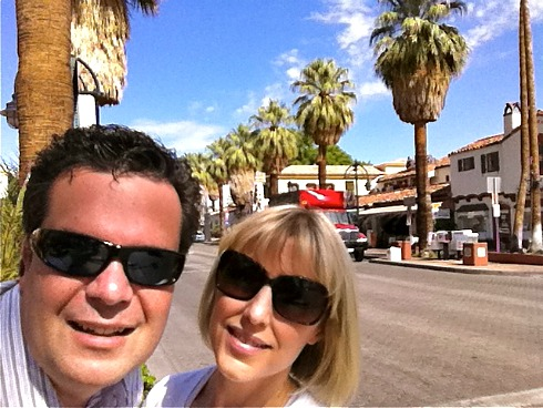 Another Warm & Sunny Day in in Palm Springs!
