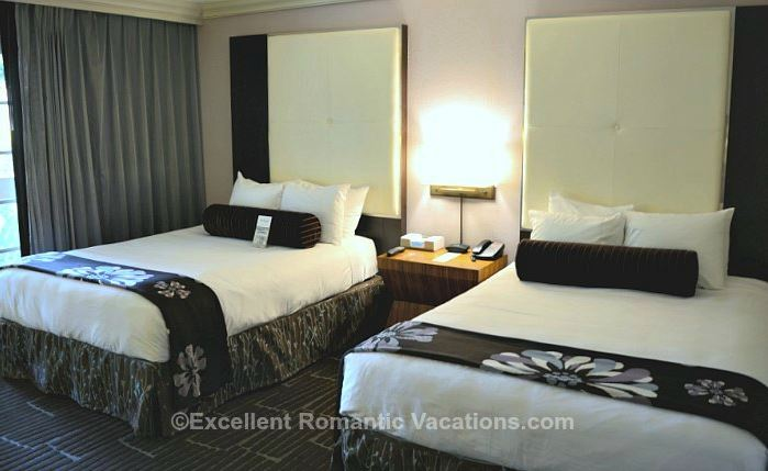 FireSky Resort Room