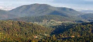 Shenandoah Mountains
