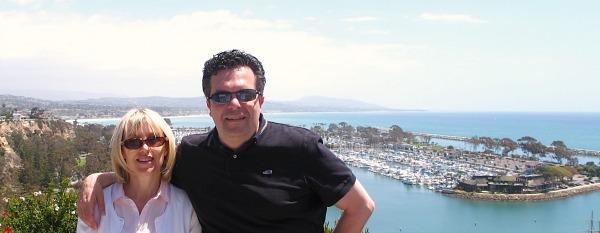 Romantic Getaway in Dana Point, Southern California