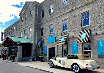Boutique Hotel St Catharines ON