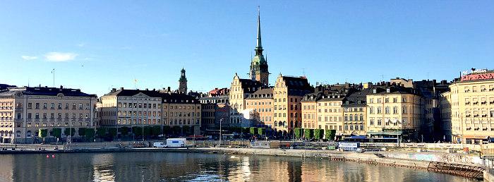 Gamla Stan Stockholm, Sweden
