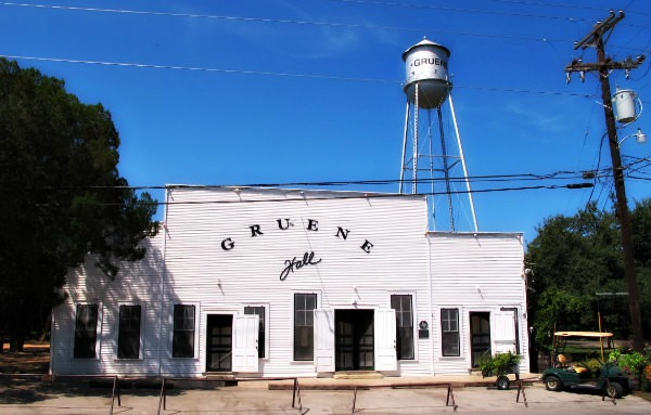 Gruene, TX Dance Hall