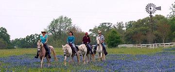 Romantic Texas Ranch - Blisswood B&B