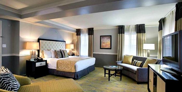 Themed Hotel Rooms Tulsa Ok