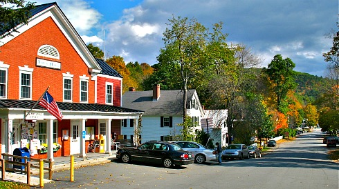 Main Street, Grafton, VT