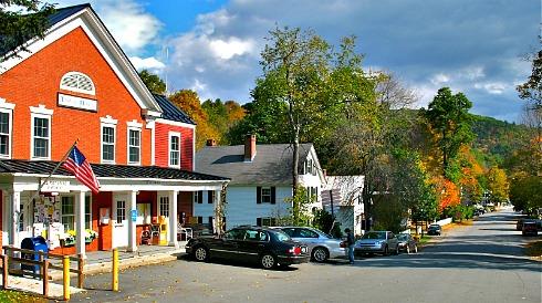 Main Street, Grafton, VT