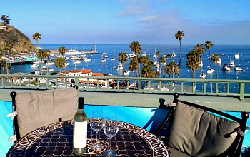 Catalina Island Honeymoon Hotels Suites