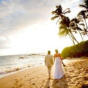 Romantic Maui Hawaii Wedding