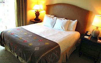 Room at the Hotel Contessa, San Antonio TX