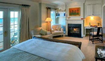 Room at the Inn at Stonington