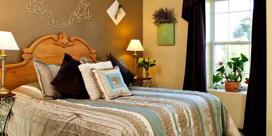 Romantic Room at the Roosevelt Inn, Coeur d'lene