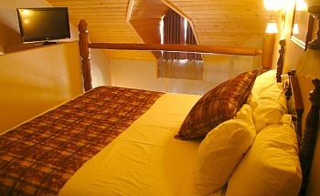 Rundlestone Lodge Room