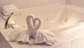 Country Inn Suites Schaumburg IL Whirlpool Tub