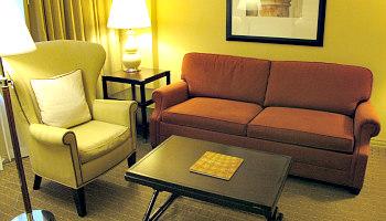 Lounge Room - Sheraton Ft. Lauderdale