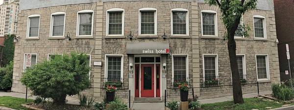 Swiss Hotel in Ottawa, ON
