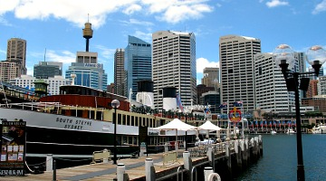 Darling Harbour, Sydney NSW