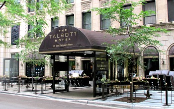 Talbott Hotel, Chicago