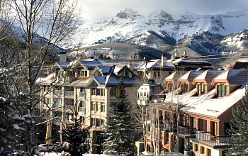 Romantic Colorado Mountain Resort