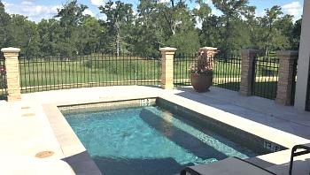 Texas Inn Plunge Pool Suite
