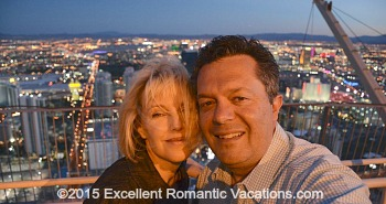 Stratosphere Hotel Las Vegas View