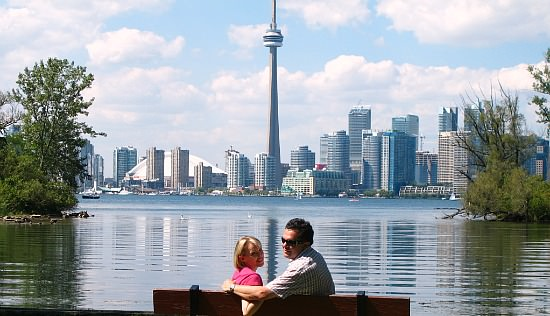 Toronto Islands are a Popular Romantic Getaway Spot in the GTA